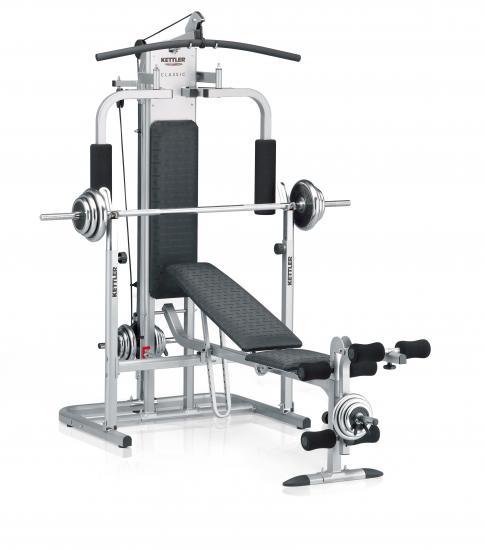 Multigimnasio Kettler Classic Musculación