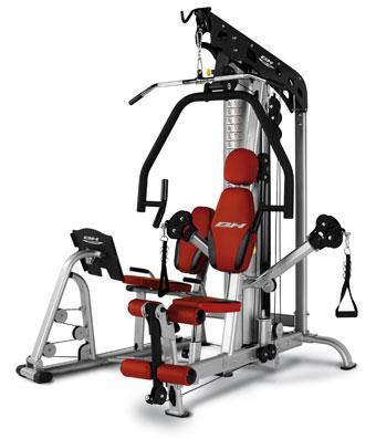 Multigimnasio BH Fitness TT Pro