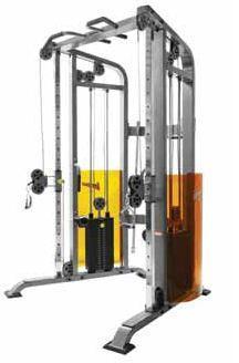 Multigimnasio Jordan Fitness Polea Dual Ajustable