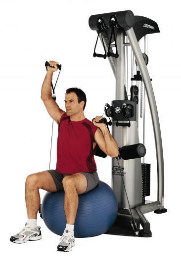 Life Fitness G5 sin banca