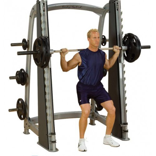 Multigimnasio Body Solid ProClub Line Counter Balanced Smith Machine